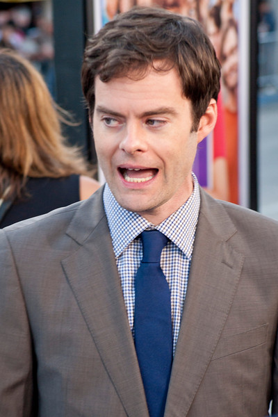LOS ANGELES, CA - JULY 23: Actor Bill Hader arrives at the CBS Films 'The To Do List' at Regency Bruin Theatre on Tuesday, July 23, 2013 in Los Angeles, California. (Photo by Tom Sorensen/Moovieboy Pictures)