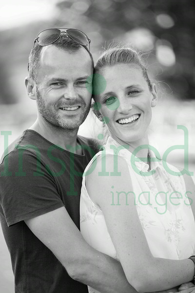 Lucy & Kevin - Enagagement Shoot - Combe Bank
