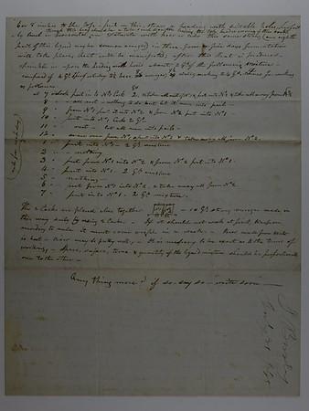 John Burley to CB Stebbins & Susan Burley 1850s