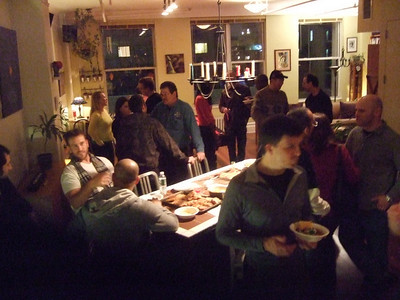 '09 ADV winter party