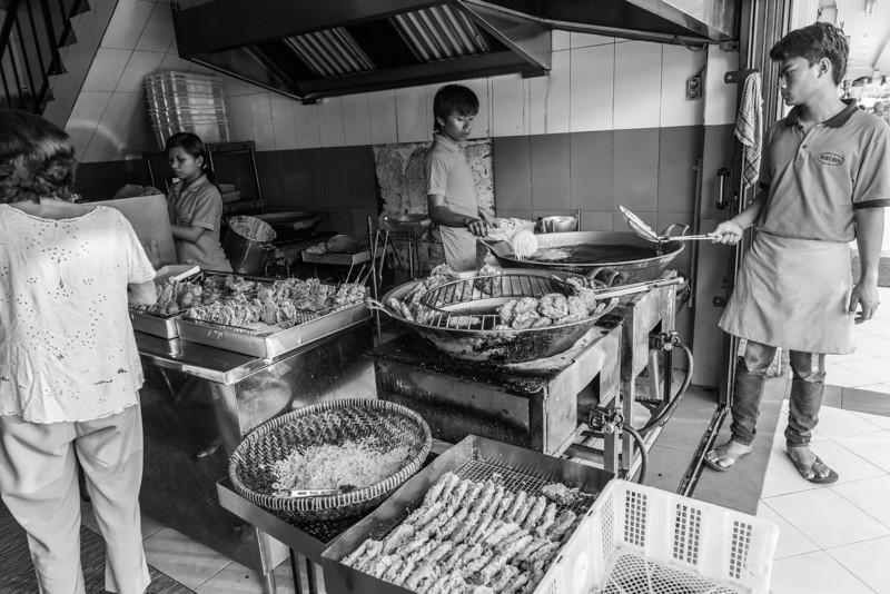 Gorengan Pasar Modern Bintaro