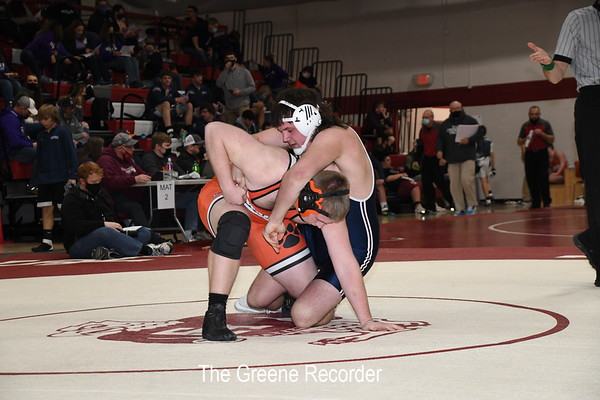 Wrestling - Sectional Meet
