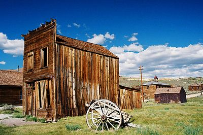 Bodie Ghost Town 2004