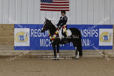 917 R13 HA/AA SHUS Junior Horse
