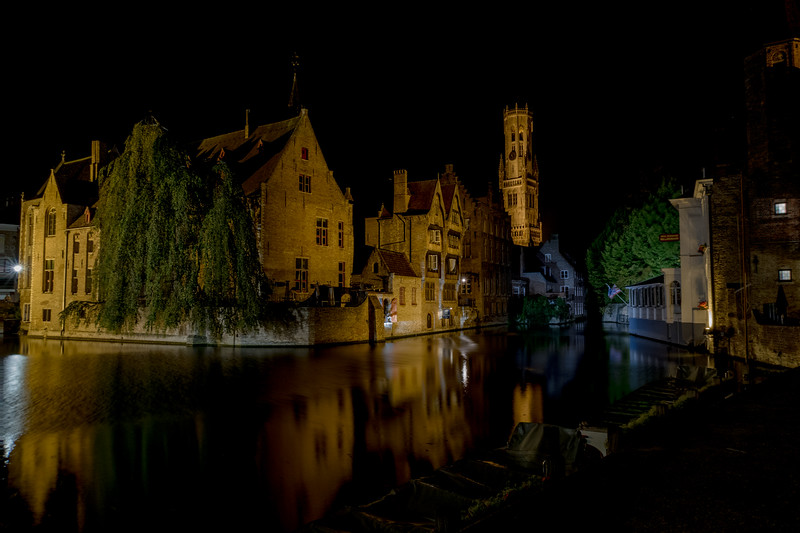 Roezenhoedkaai - Bruges - Belgium (October 2018)