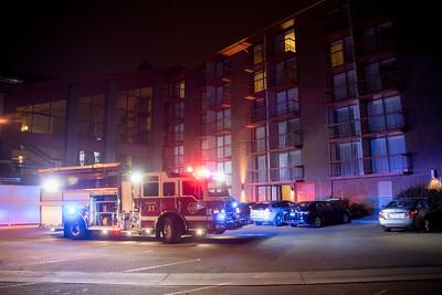 Double Tree Hotel Fire