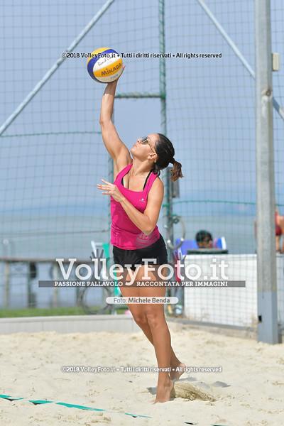presso Zocco Beach PERUGIA , 25 agosto 2018 - Foto di Michele Benda per VolleyFoto [Riferimento file: 2018-08-25/ND5_8778]