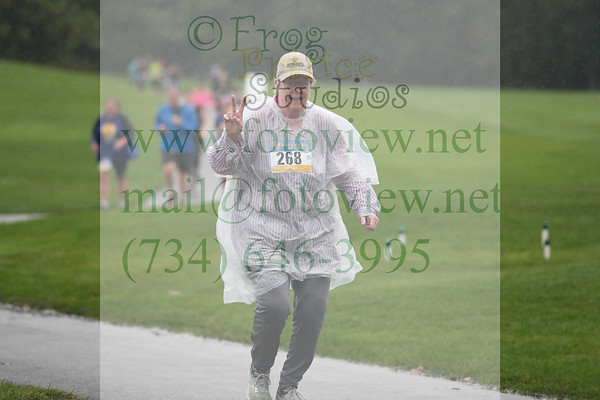 Moonlight Run at Fox Hills 29 Sept 2019 Finish 6:12-6:58pm