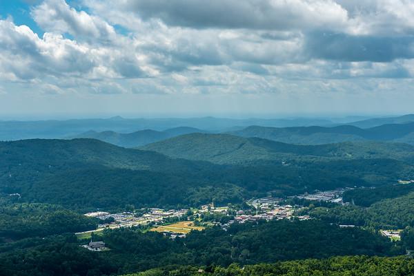 Black Rock Mountain Top - 8-19-17