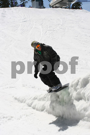 4/17/09 Easy Rider Broadway Terrain Park Jumps Action Photos Jack
