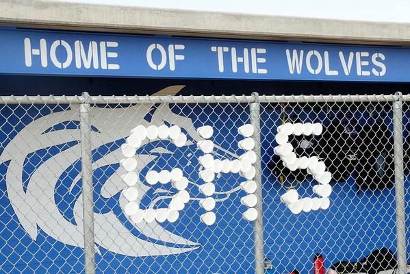 Grandview HS - 2010 Senior Day