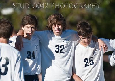 MHS JV Boys Soccer 10-11-2012