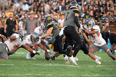 2018 Skyridge Football VS Roy PHOTOS by Shae