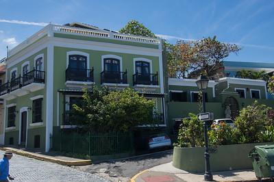 Gallery Inn, San Juan, Puerto Rico