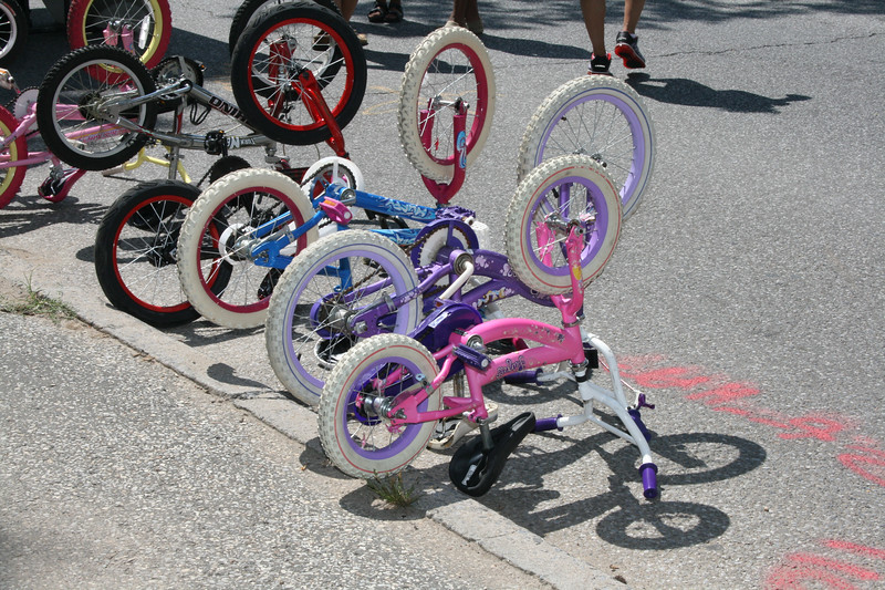 Recyle-A-Bicycle
