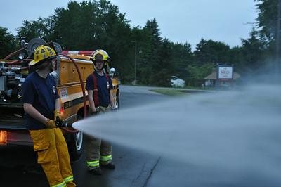 06/09/2014   Brush fire training