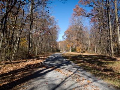 Appalachian Trail: The Pinnacle 11/11/2010
