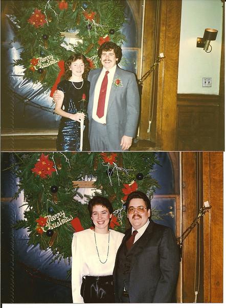 Lambda Chi Christmas Party - December '86