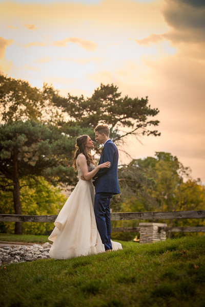 J&B Ohio Wedding
