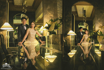 Jinkee and Ariel Wedding ~ top wedding photographer of the Philippines / errees photography