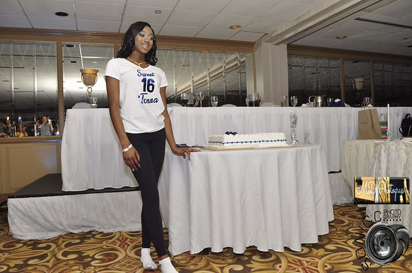 MARCH 16TH, 2019: TONNA SWEET 16