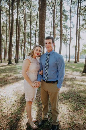 Carley & Scott Engagement