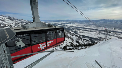 70th Birthday Ski Trip Part 4- Jackson Hole, WY