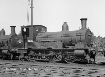 (LSWR) 0298 Class or Beattie Well Tank