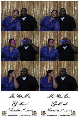 Mr. & Mrs. Gallardo
