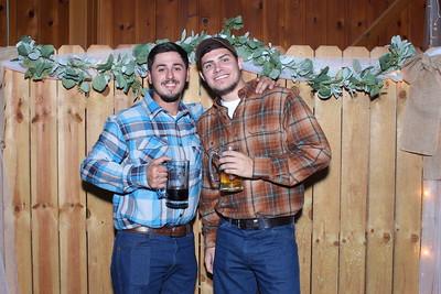 Morgan & Jeremiah  Gregg Wedding