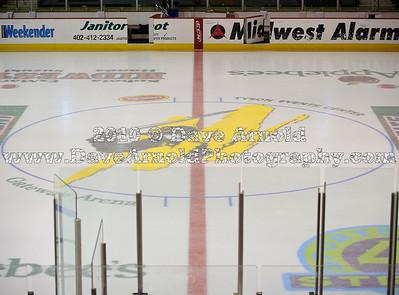 2/28/2010 - USHL - U18 vs Sioux City