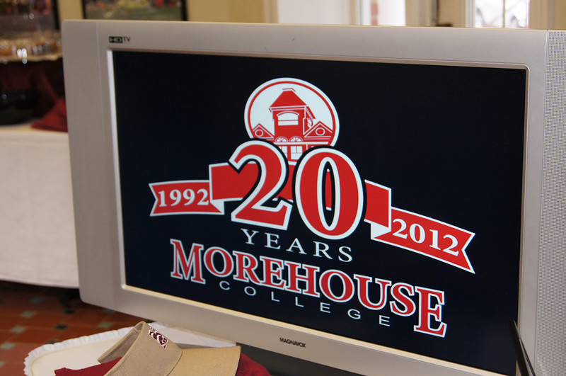 """Reunion Registration and """"Check-In"""" on Campus @ Morehouse ::: ATL, GA, USA [May.18.2012]"""