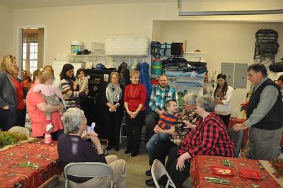 2014 - Barringer Thanksgiving