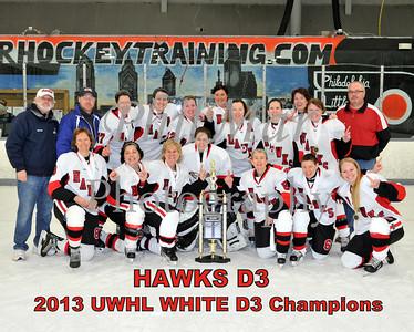 White D3 Championship - Freeze vs Hawks