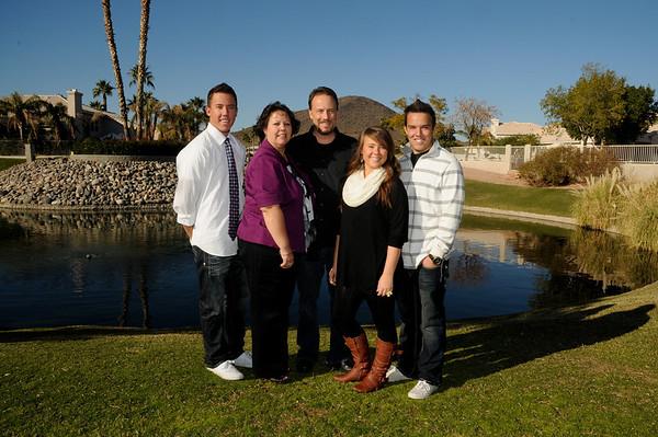 Yoder Family - Dec 2011