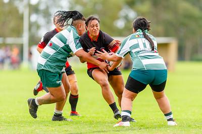 ATA Womens Senior Rugby Kalamunda vs Wanneroo 15.08.2020