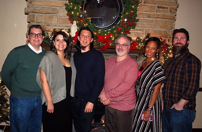 Daley College Holiday Gathering 11/30/18