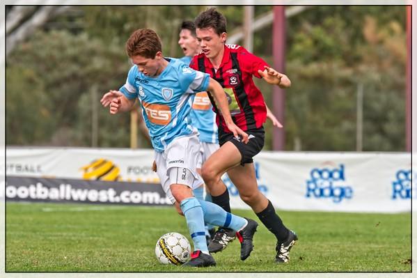 Armadale SC v Perth SC