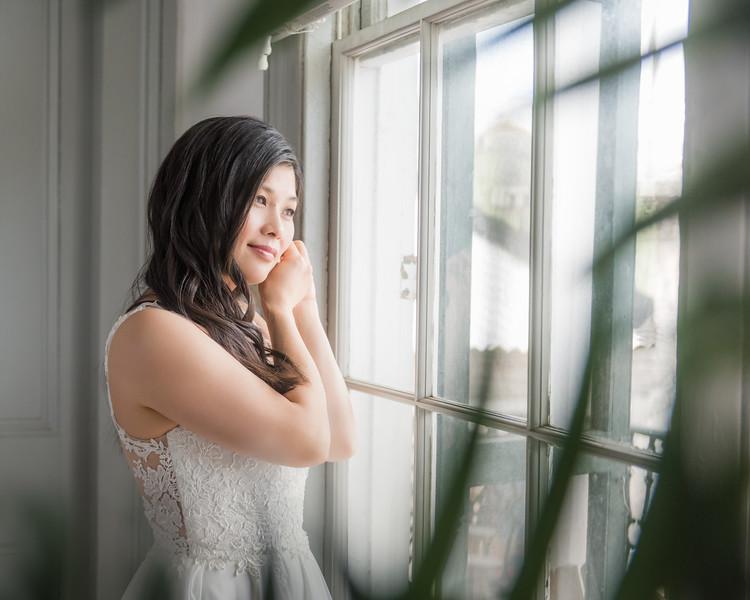 Tiffany and Khang's Wedding Portraits