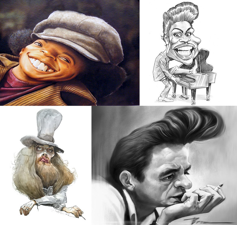 ". Loftworks Gallery has partnered with the International Society of Caricature Artists to present ""Sketchbook Heroes: Caricatures of Rock Legends.\"" The show runs Oct. 6 through Oct. 22, and is made up of a collection of caricatures from 15 artists. Loftworks Galelry is at 1667 E. 40th St. #1A in Cleveland. For more information, visit facebook.com/events/775199982677051. (Submitted)"