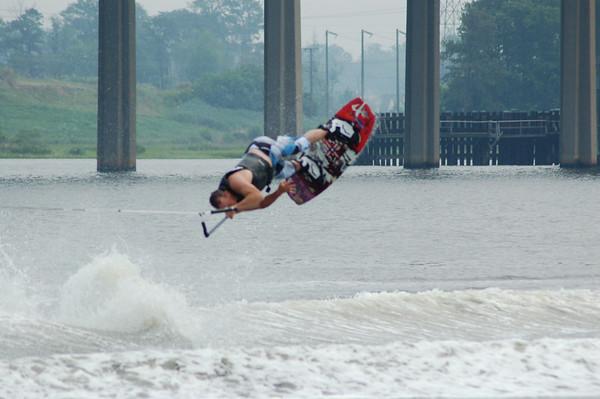 Hot Ditch Wakeboard Tournament, Chesapeake Virginia, 6/21/08