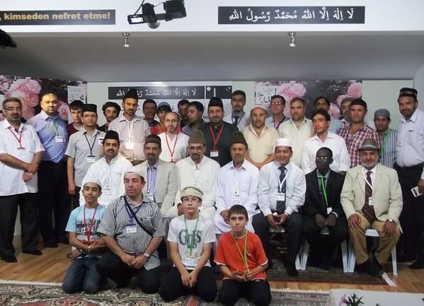 5th Annual Convention Turkey 2012