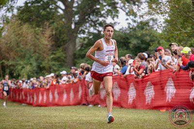 Men's College Finish - Photographed by Mal Sebeck