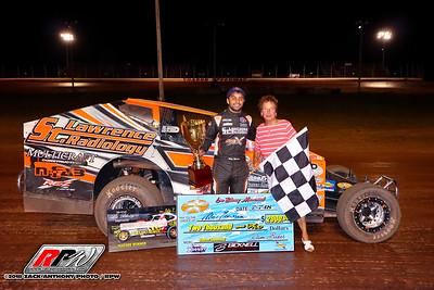 Sharon Speedway - 7/7/18 - Zack Anthony