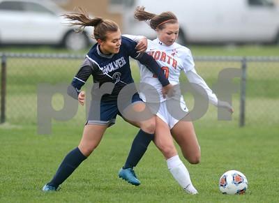 Oswego East winner vs. Naperville North girls soccer