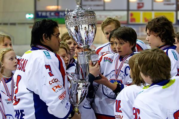 Frisk Asker Super Cup 2011 - Premieutdeling