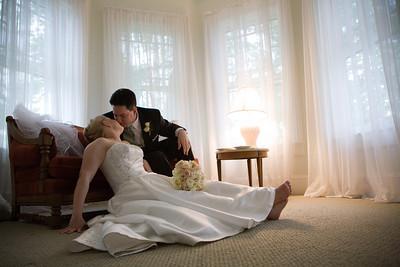 Wedding album: Jessica and Scott in Maryland