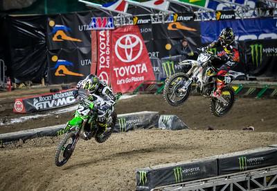 2017 Supercross Round 3 - Anaheim