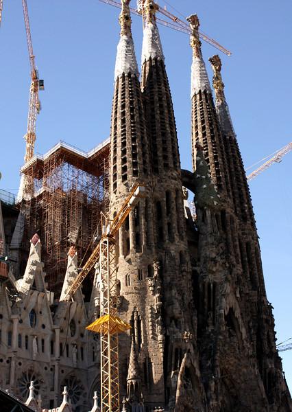 La Sagrada Familia - The Unfinished Church