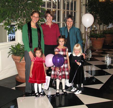 Sugar Plum Fairy Tea 2008